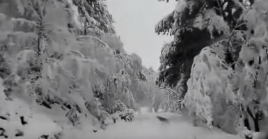 Επιδείνωση του καιρού σήμερα με χιονοπτώσεις και στα πεδινά (video) - Κεντρική Εικόνα