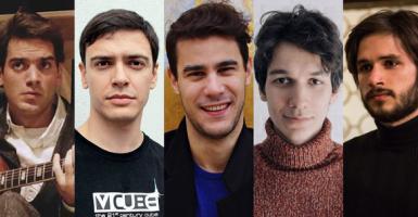 Οι πέντε υποψήφιοι για το βραβείο «Δημήτρης Χορν» 2018 - Κεντρική Εικόνα