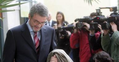 Siemens: Δεκαπέντε χρόνια κάθειρξη στον Χριστοφοράκο - Ίδια ποινή και σε Καραβέλα, Μαυρίδη - Κεντρική Εικόνα