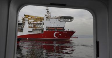 Ανοίγει ο δρόμος για κυρώσεις της ΕΕ κατά της Τουρκίας - Κεντρική Εικόνα