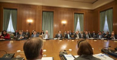 Ανασχηματισμός: Αυτή είναι η σύνθεση της νέας κυβέρνησης - Κεντρική Εικόνα