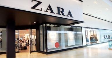 Zara: Πουλάει καταστήματα έναντι 400 εκατ. ευρώ - Κεντρική Εικόνα