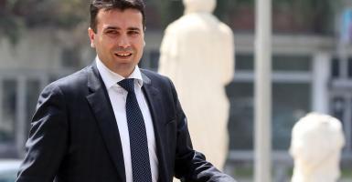Η Ελλάδα και η ΠΓΔΜ ποτέ δεν βρέθηκαν τόσο κοντά για μια συνολική λύση, λέει Ζ. Ζάεφ - Κεντρική Εικόνα