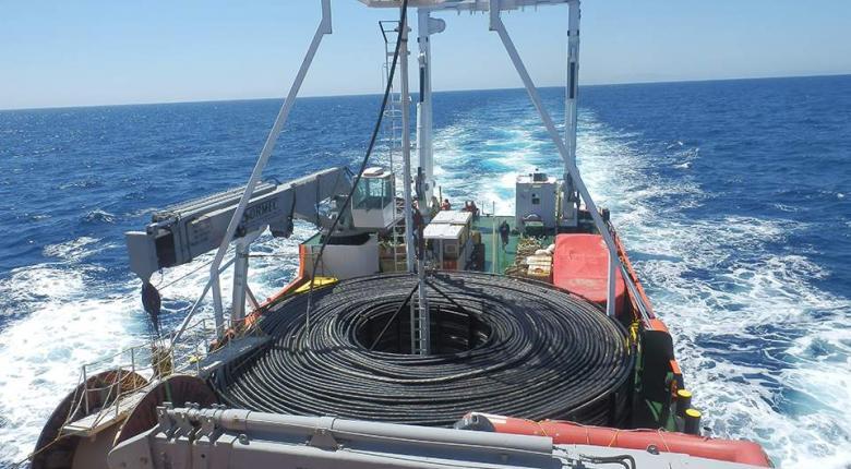 Ελληνικά Καλώδια - Fulgor ανέλαβαν τη διασύνδεση Ρίου - Αντιρρίου - Κεντρική Εικόνα