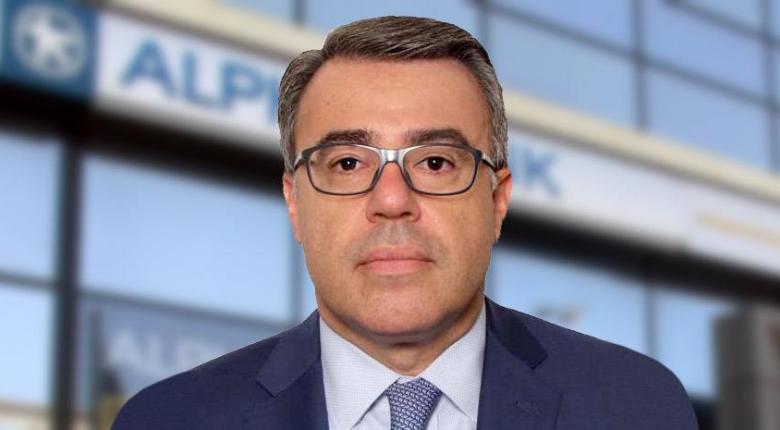 Ποιος είναι ο νέος CEO της Alpha Bank, Βασίλης Ψάλτης - Κεντρική Εικόνα