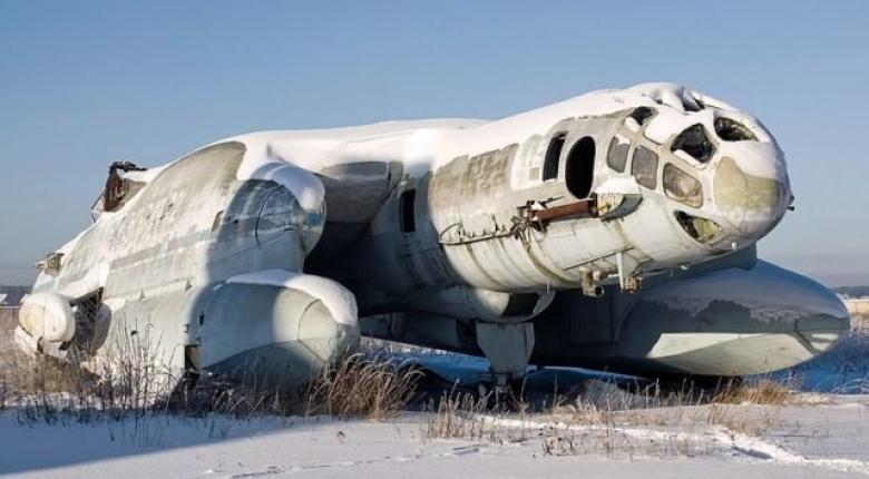 Το εντυπωσιακό υδροπλάνο των Σοβιετικών που έκανε κάθετη απογείωση και έφθανε τα 760 χιλιόμετρα την ώρα (photos & video) - Κεντρική Εικόνα