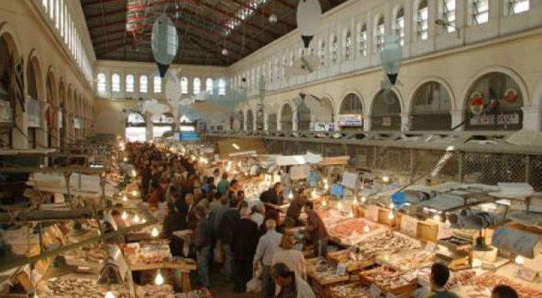 Νομοθετική παρέμβαση για την καλύτερη λειτουργία της Κεντρικής Αγοράς Αθηνών  - Κεντρική Εικόνα