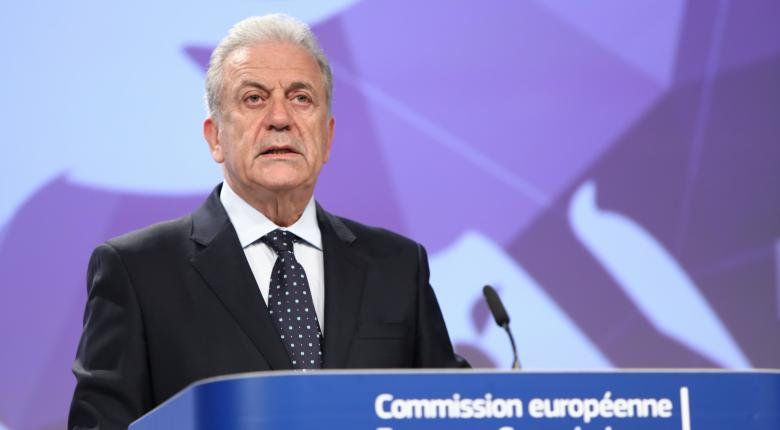 Στήριξη των ενεργειών σε ζητήματα μετανάστευσης και ασφάλειας ζήτησε ο Αβραμόπουλος από την Ολομέλεια του ΕΚ - Κεντρική Εικόνα