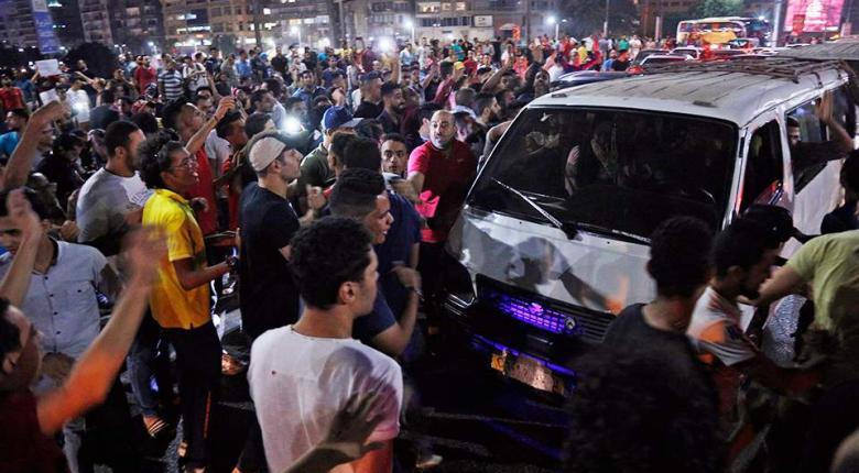 Αίγυπτος: Παραίτηση του Σίσι ζήτησαν οι διαδηλωτές - Κεντρική Εικόνα