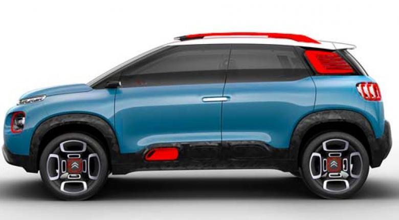 Η Citroën εισβάλει δυναμικά στον κόσμο των SUV (photo) - Κεντρική Εικόνα 2