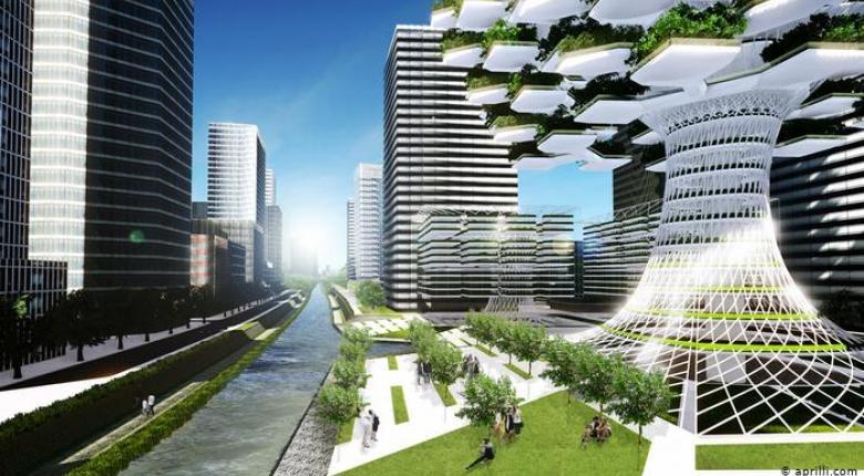 Smart City: Πόσο έξυπνες πόλεις θέλουμε; - Κεντρική Εικόνα