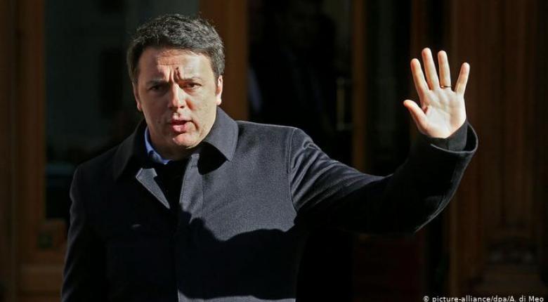 Italia Viva, το νέο κόμμα του Ρέντσι - Κεντρική Εικόνα