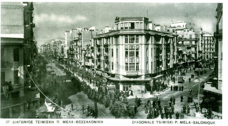 «Η πολυπολιτισμικότητα της Θεσσαλονίκης ανέβηκε στα βαγόνια του θανάτου το 1943 και δεν επέστρεψε ποτέ...» - Κεντρική Εικόνα