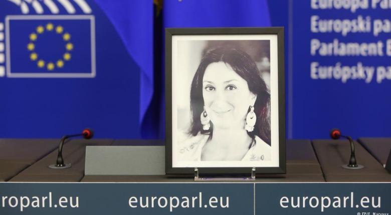 Τι κάνει η ΕΕ για τη διαφθορά στη Μάλτα μετά τη δολοφονία της δημοσιογράφου Ντάφνι Γκαρουάνα Γκαλίτσια - Κεντρική Εικόνα