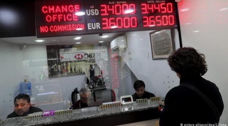 Τουρκία: Στα ύψη ο πληθωρισμός, στα βάθη η λίρα - Κεντρική Εικόνα