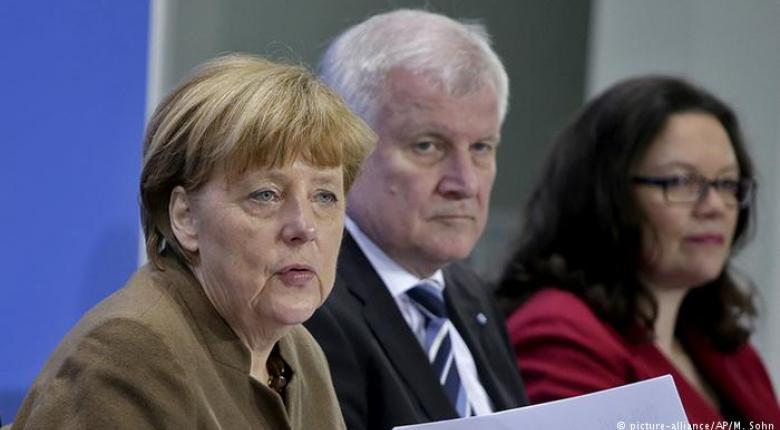 Διακυβεύεται το μέλλον της γερμανικής κυβέρνησης - Κεντρική Εικόνα