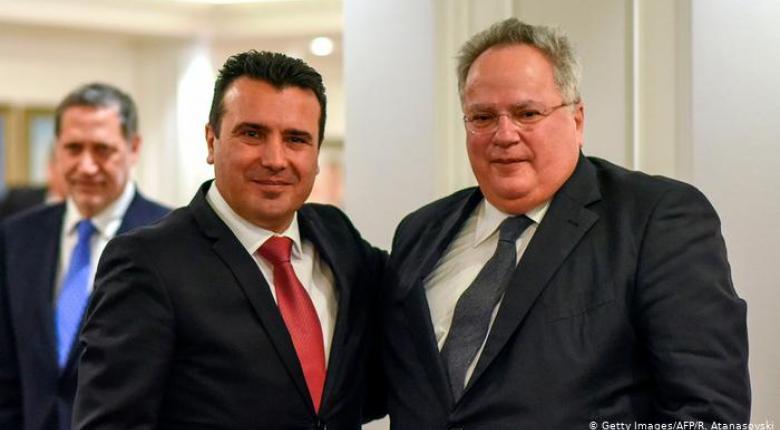 FAZ: Χρηματίστηκαν βουλευτές στα Σκόπια από το ελληνικό ΥΠΕΞ; - Κεντρική Εικόνα
