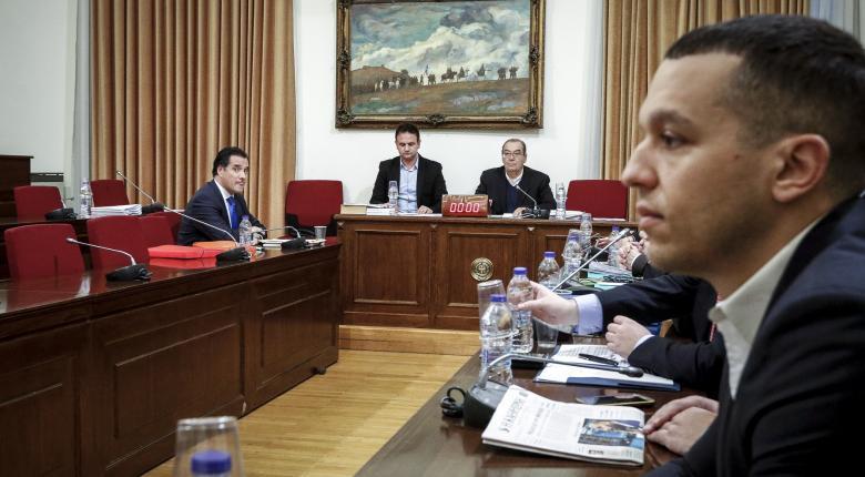 Απόδοση μομφής σε Μιχαλολιάκο, Κασιδιάρη και Ηλιόπουλο, εισηγείται η Επιτροπή Δεοντολογίας - Κεντρική Εικόνα