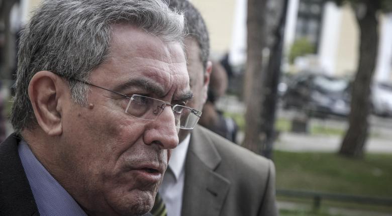 Ο Βασίλης Καπερνάρος υποψήφιος δήμαρχος Αθηναίων - Κεντρική Εικόνα