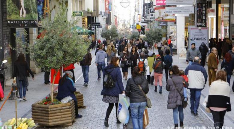 SZ: Απέχει ακόμα η Ελλάδα από την κανονικότητα - Κεντρική Εικόνα