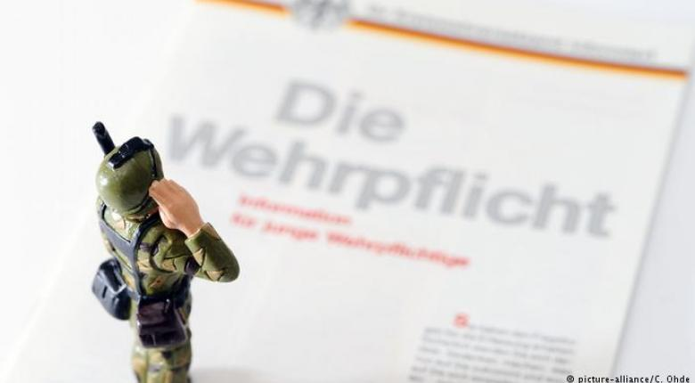 Επαναφορά της υποχρεωτικής στρατιωτικής θητείας στη Γερμανία; - Κεντρική Εικόνα