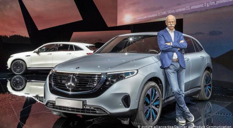 Τέλος εποχής στην Daimler, αποχωρεί ο Τσέτσε - Κεντρική Εικόνα