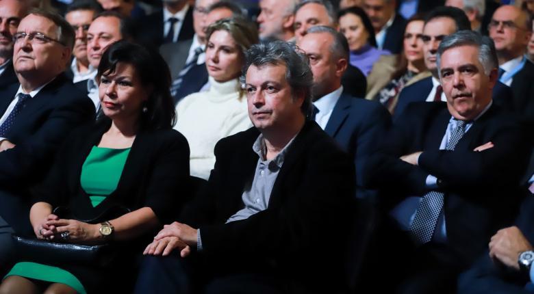 Ο Τατσόπουλος δηλώνει ταυτόχρονα κεντροαριστερός και μητσοτακικός - Κεντρική Εικόνα
