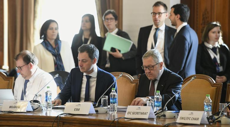 Θετικός ο ΕSM στην πρόωρη αποπληρωμή δανείων του ΔΝΤ - Κεντρική Εικόνα
