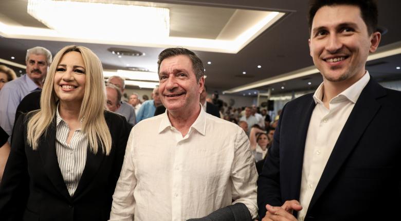 Χρηστίδης: Το ΚΙΝΑΛ δεν θα μπει σε συζητήσεις για τον εκλογικό νόμο - Κεντρική Εικόνα