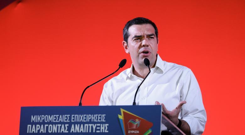 Τσίπρας: Στηρίζουμε την υγιή και έντιμη επιχειρηματικότητα - Κεντρική Εικόνα