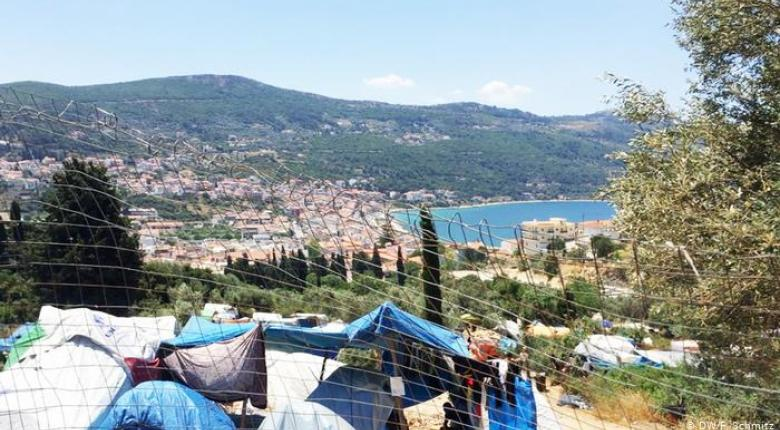 H Σάμος, οι πρόσφυγες και το τουριστικό καλοκαίρι - Κεντρική Εικόνα
