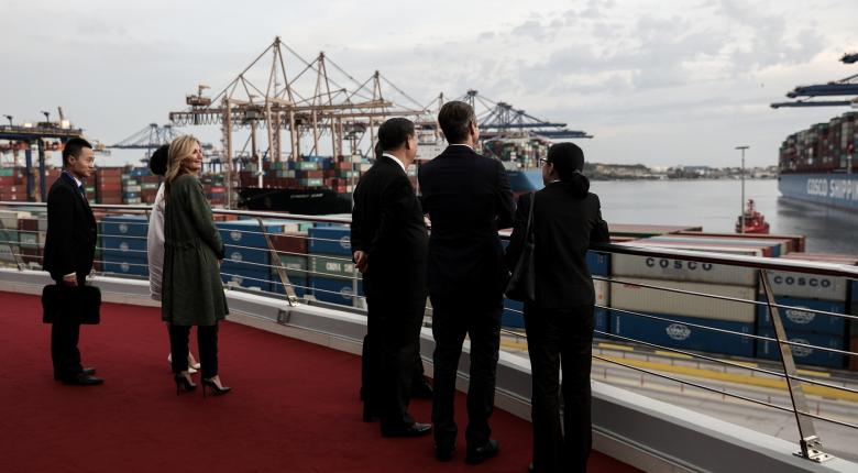 Απόβαση των Κινέζων στην Ελλάδα: Ποιες δημόσιες επιχειρήσεις και έργα μπαίνουν στο «στόχαστρο» - Κεντρική Εικόνα