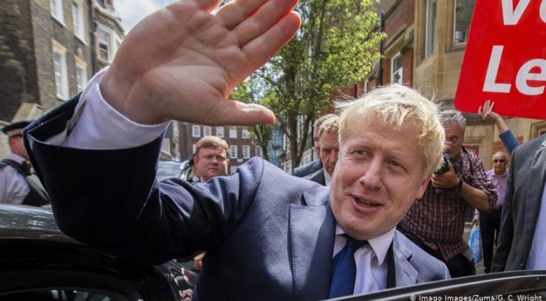 Η ΕΕ αναμένει τις προτάσεις του Μπόρις Τζόνσον - Κεντρική Εικόνα