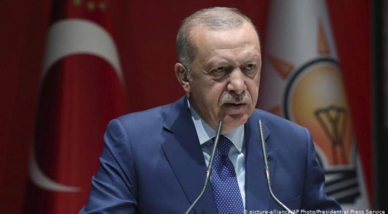Τάσεις διάσπασης στο κόμμα του Ερντογάν - Κεντρική Εικόνα