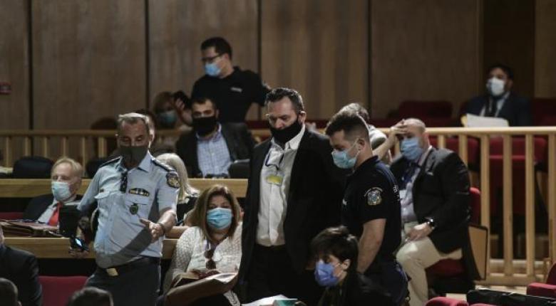 Δίκη Χρυσής Αυγής: Απορρίφθηκε το αίτημα Λαγού για εξαίρεση των δικαστών - Κεντρική Εικόνα
