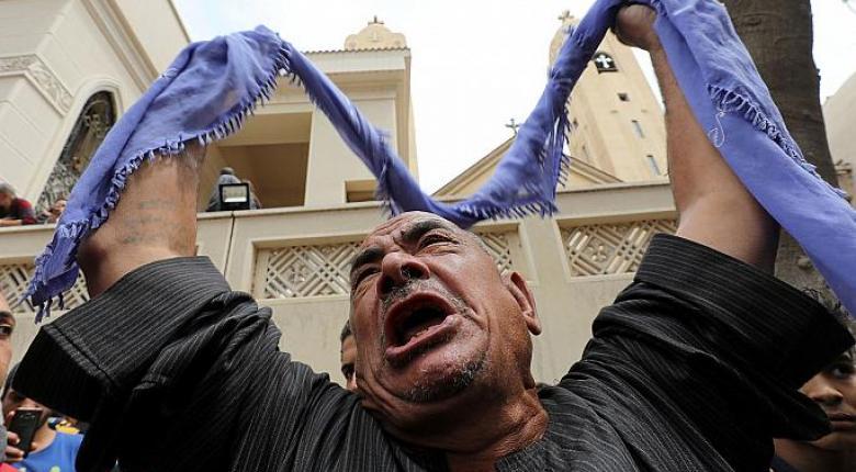 Οι αρχές ταυτοποίησαν τον βομβιστή καμικάζι της επίθεσης στην εκκλησία Κοπτών στην Αλεξάνδρεια - Κεντρική Εικόνα