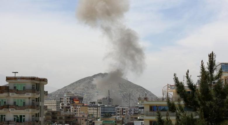 Ισχυρή έκρηξη και πυρά στην Καμπούλ, δεν υπάρχουν πληροφορίες για θύματα - Κεντρική Εικόνα