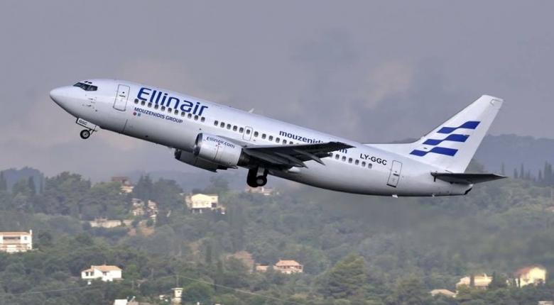 Ellinair: Σπάει το φράγμα του 1 εκατ. επιβατών το 2018 - Κεντρική Εικόνα