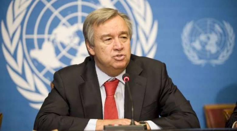 Έκκληση για ειρήνη : Το πρώτο μήνυμα του νέου ΓΓ του ΟΗΕ, Αντόνιο Γκουτέρες - Κεντρική Εικόνα