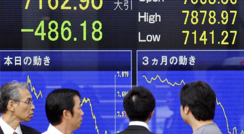 Ιαπωνία-χρηματιστήριο: Οριακή άνοδος των δεικτών ως αυτό το στάδιο των συναλλαγών - Κεντρική Εικόνα