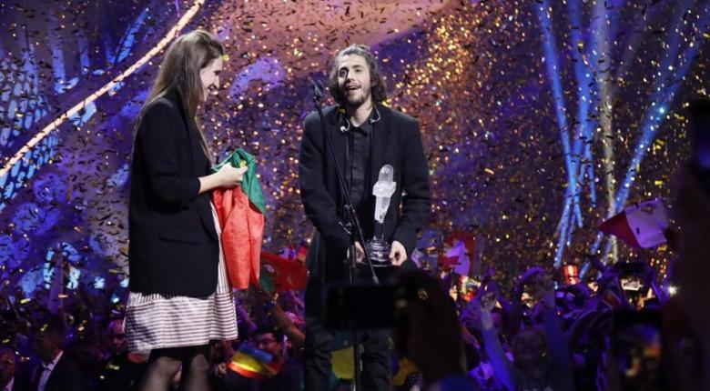Η Πορτογαλία η μεγάλη νικήτρια της Eurovision - Κεντρική Εικόνα