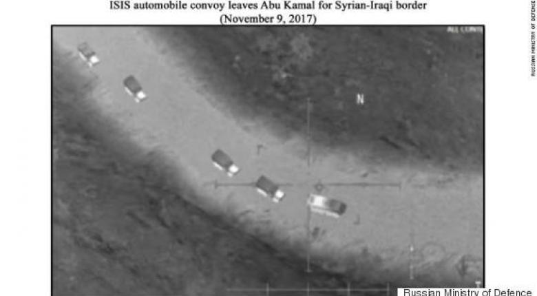 Το ρωσικό υπουργείο Άμυνας παρουσίασε εικόνα από βιντεοπαιχνίδι ως «απόδειξη» πως οι ΗΠΑ βοηθούν το ISIS (video) - Κεντρική Εικόνα