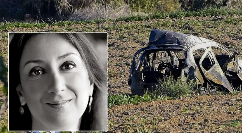 Παραδόθηκε στην ΕΛ.ΑΣ, η πηγή της δημοσιογράφου που δολοφονήθηκε στη Μάλτα - Κεντρική Εικόνα