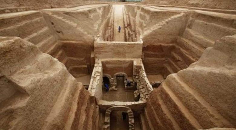 Ανακαλύφθηκε στην Κίνα αρχαίος ναός στο σχήμα της Μεγάλης Άρκτου - Κεντρική Εικόνα