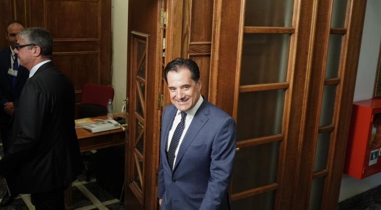 Άδωνις Γεωργιάδης: Στόχος η προσέλκυση ξένων επενδύσεων - Κεντρική Εικόνα