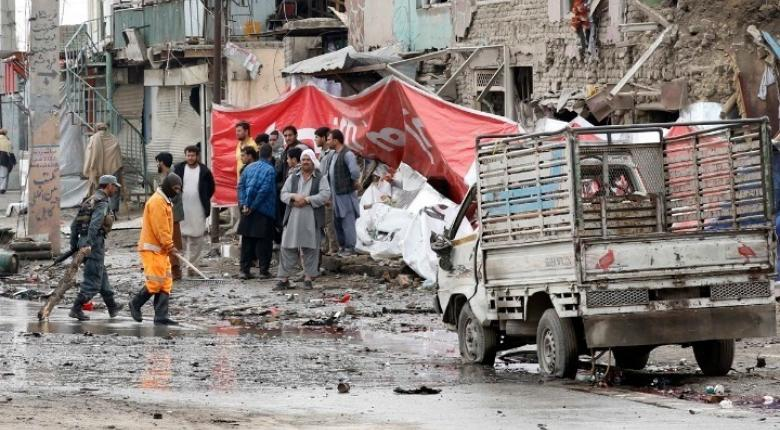 Αφγανιστάν: Διπλή βομβιστική επίθεση με τουλάχιστον 27 νεκρούς - Κεντρική Εικόνα