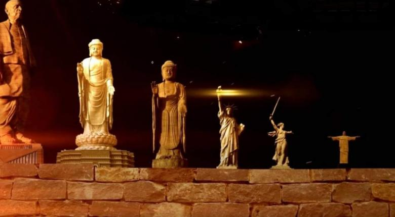 Το «Άγαλμα της ενότητας» θα γίνει το μεγαλύτερο στον κόσμο - Κεντρική Εικόνα