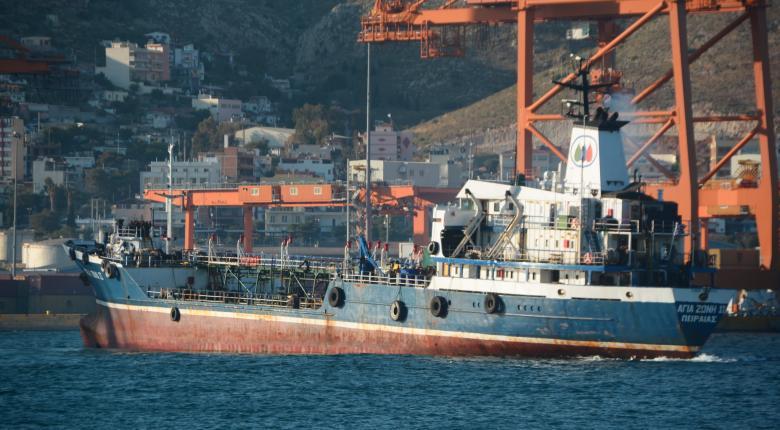 Συνέλαβαν ξανά τον πλοίαρχο και τον μηχανικό του «Αγία Ζώνη ΙΙ»   - Κεντρική Εικόνα