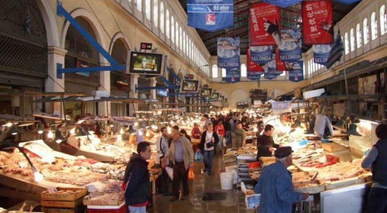 Σε παλιό αμαξοστάσιο η νέα κλειστή αγορά του Πειραιά - Κεντρική Εικόνα