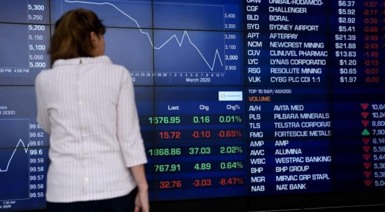 Ευρωπαϊκά χρηματιστήρια: Η επιβράδυνση θανάτων λόγω κορωνοϊού έφερε άλμα στις μετοχές - Κεντρική Εικόνα